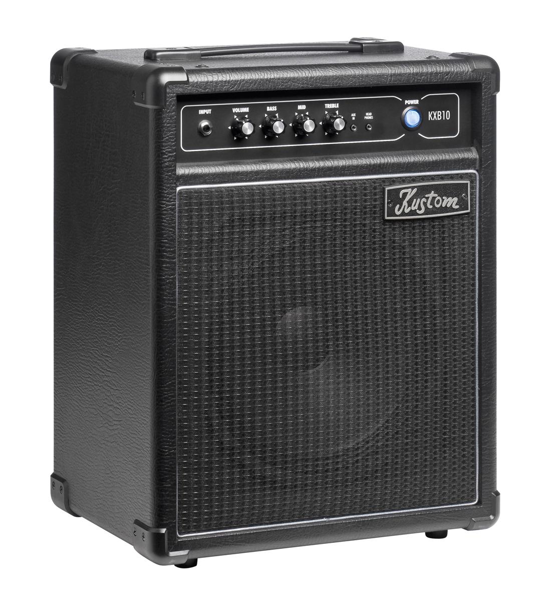 Kustom 1x12 Cabinet Kustom Bass Amps