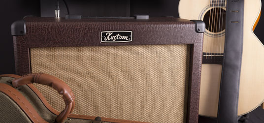 Kustom Sienna Pro Series Acoustic Amps