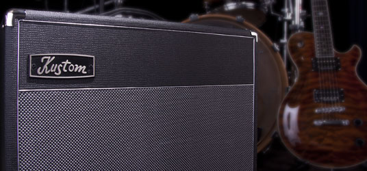 See all of Kustom Guitar Amps.