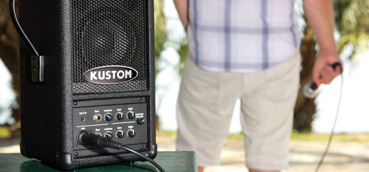 Check out Kustom's KSC Speakers and Monitors